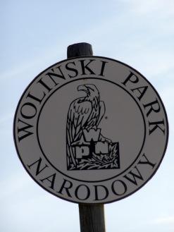 logo parku wolińskiego